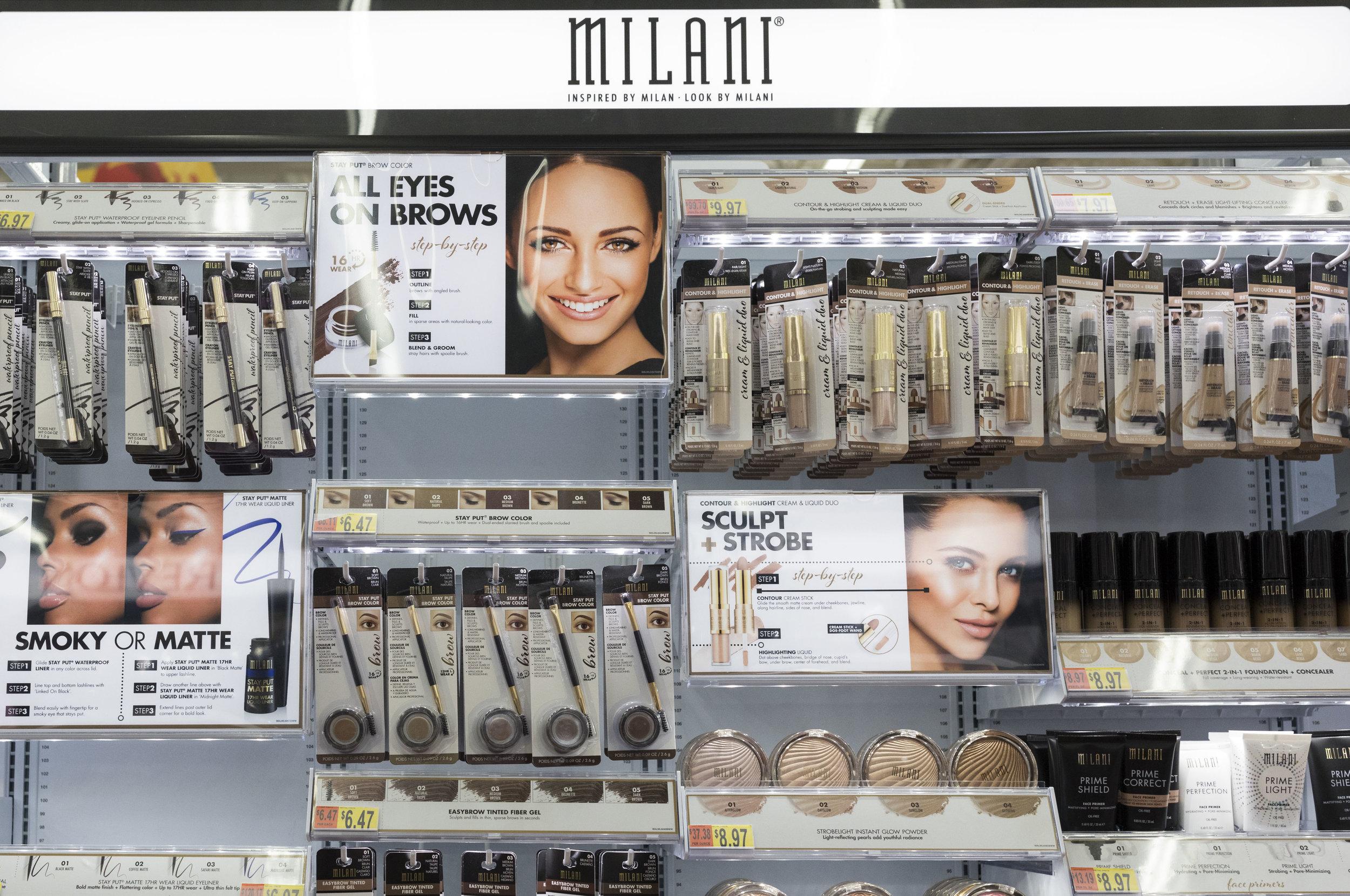 Walmart Fall Beauty Preview Krity S Milani Makeup