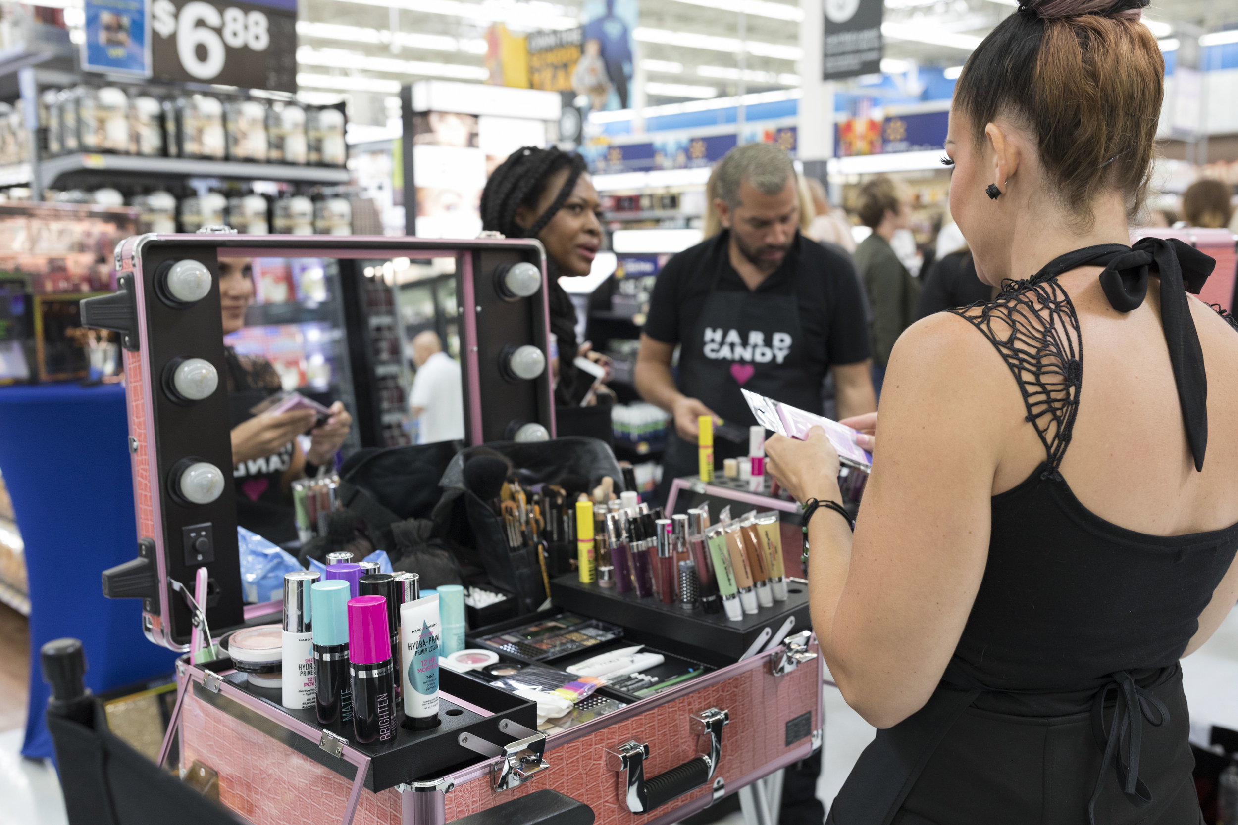 Walmart Fall Beauty Preview x Krity S