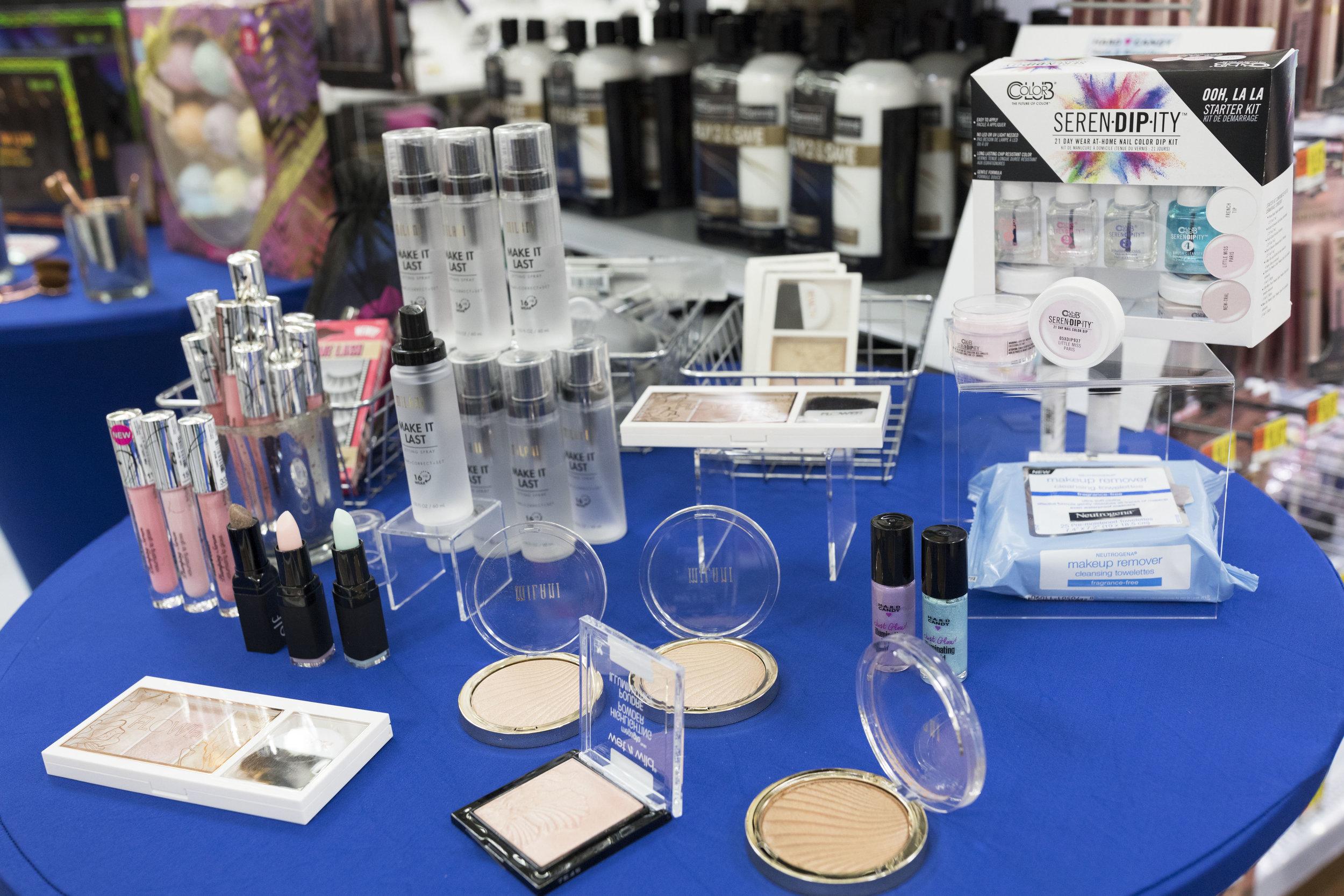 Walmart Fall Beauty Preview x Krity S x Milani Makeup