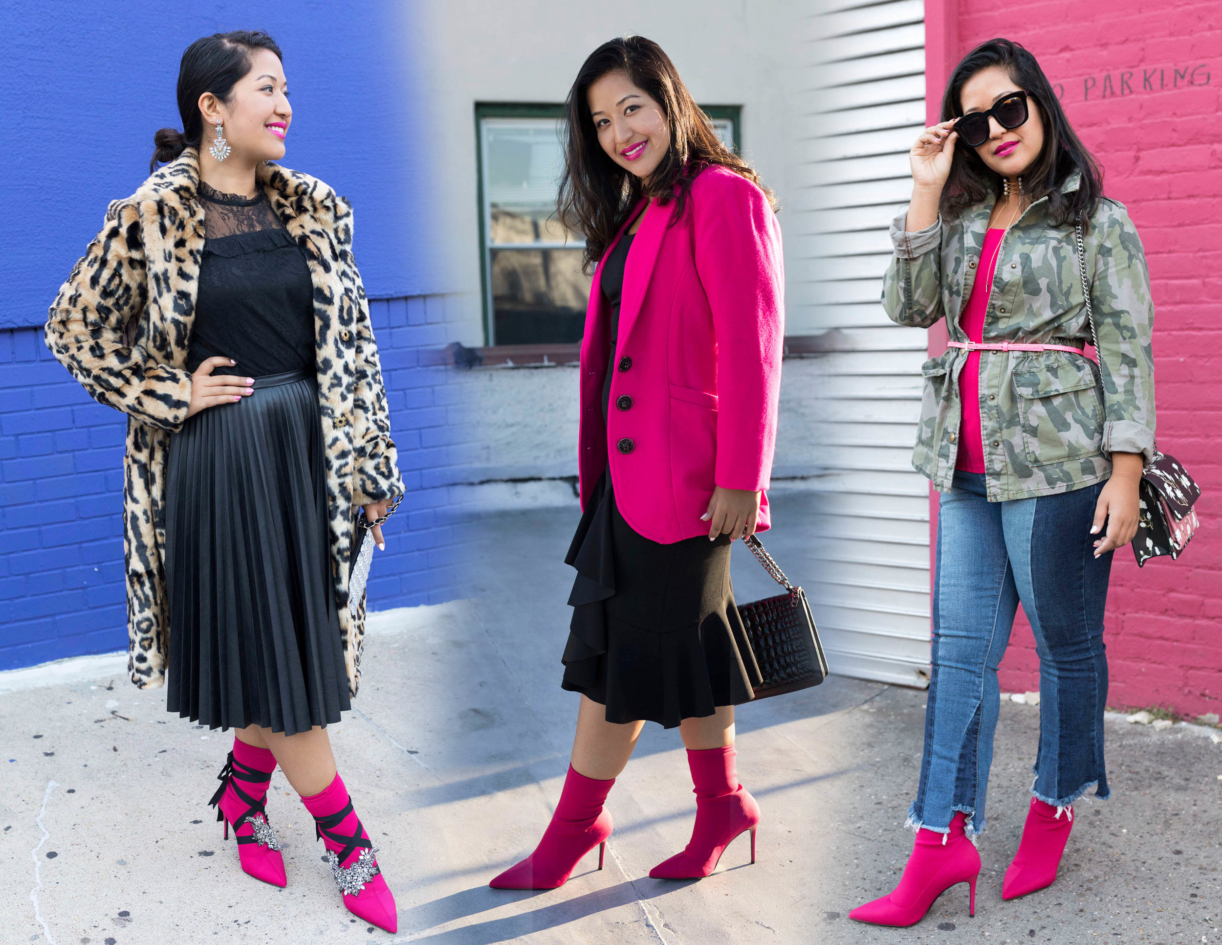 How to Style Sock Boots Krity S