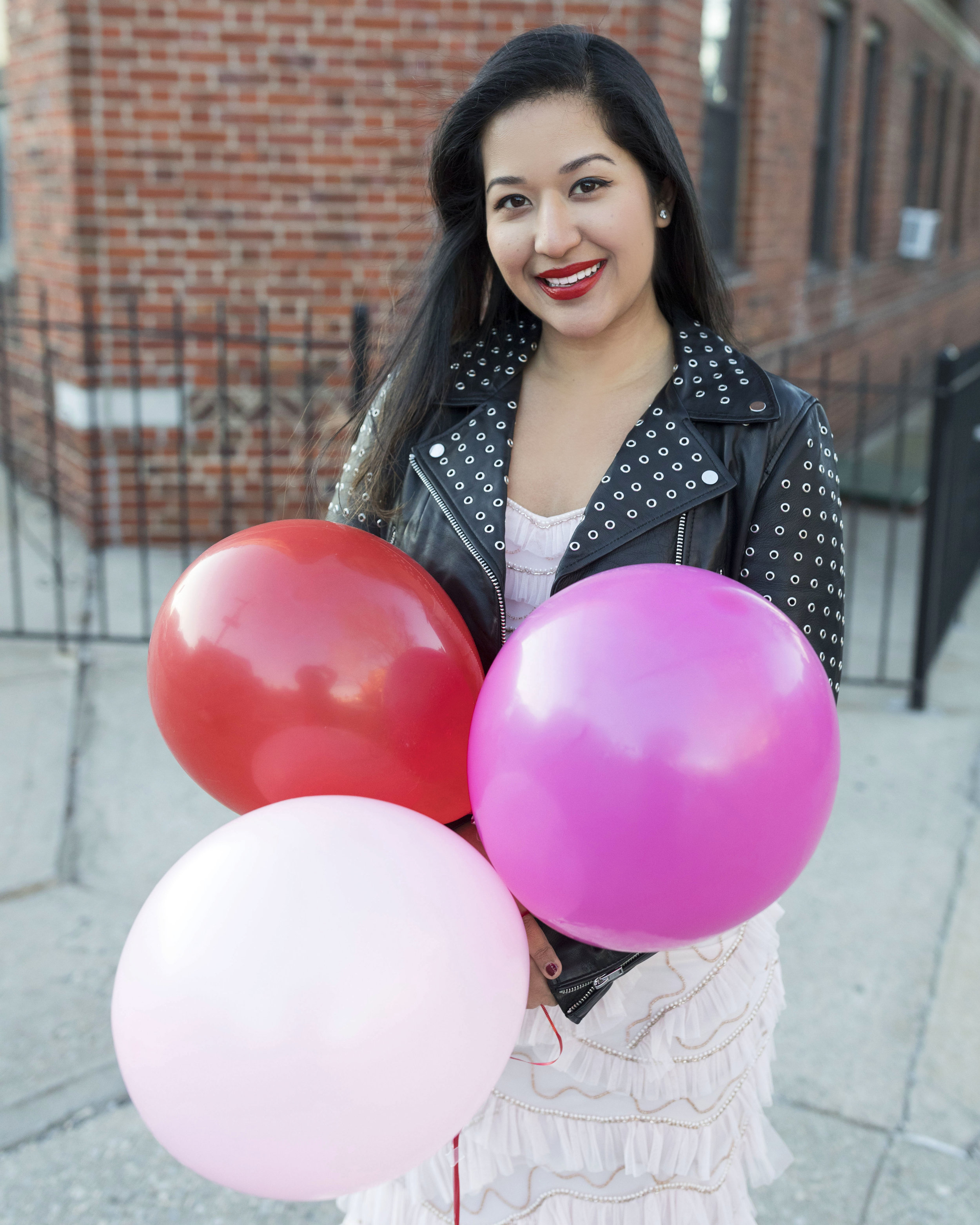 Krity S x Pink Ruffle Aidan Mattox Dress x Valentine's Day9.jpg