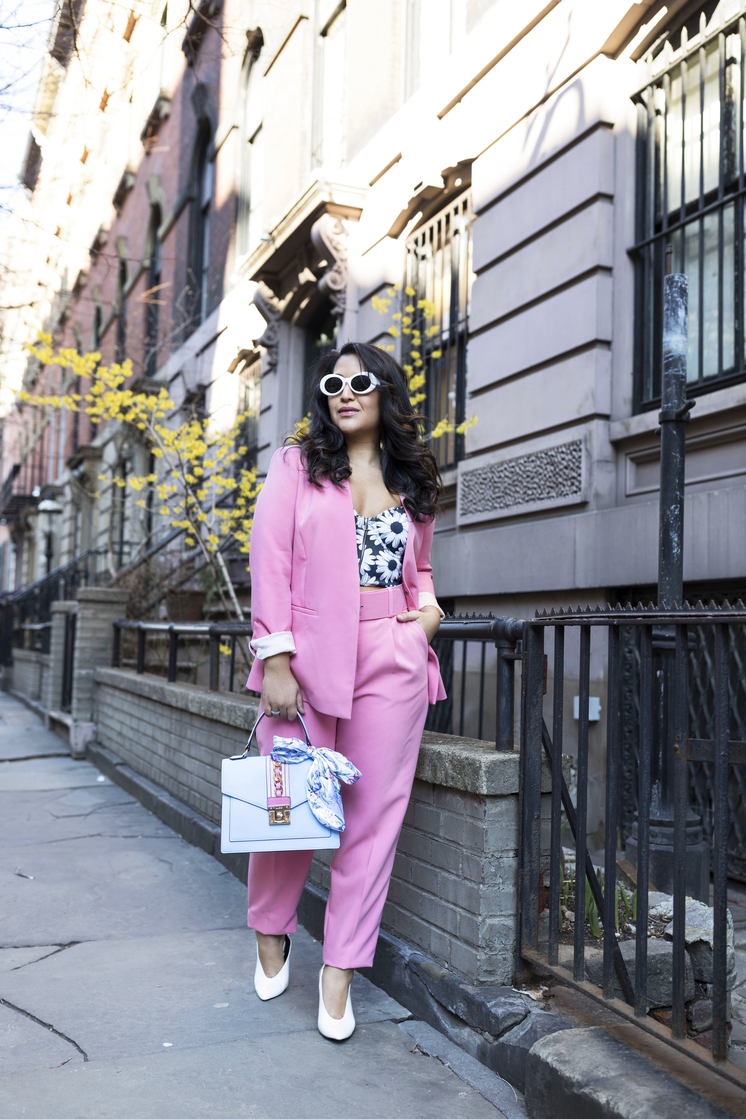 Krity S x Pink Power Pant Suit x Spring Outfit Trend14.jpg