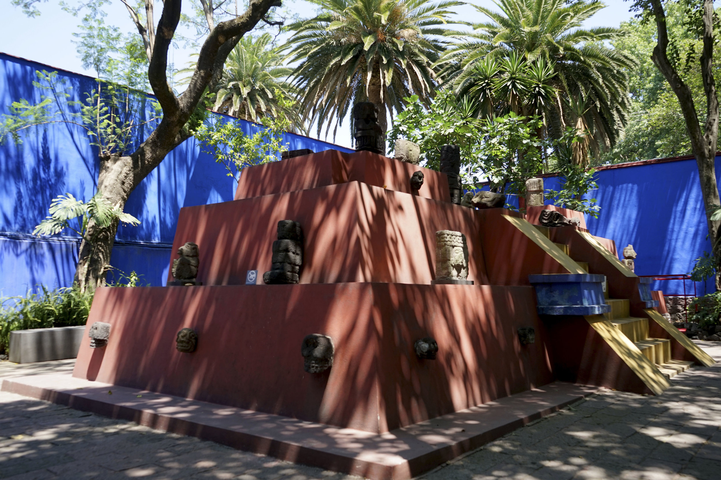 Krity S Mexico City Frida Kahlo Museum