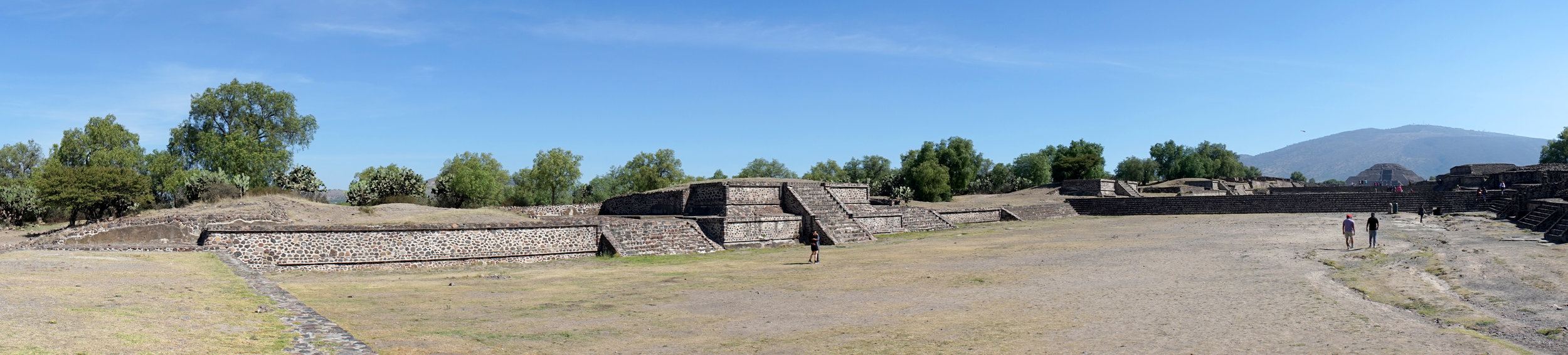 Krity S Mexico City Teotihuacan