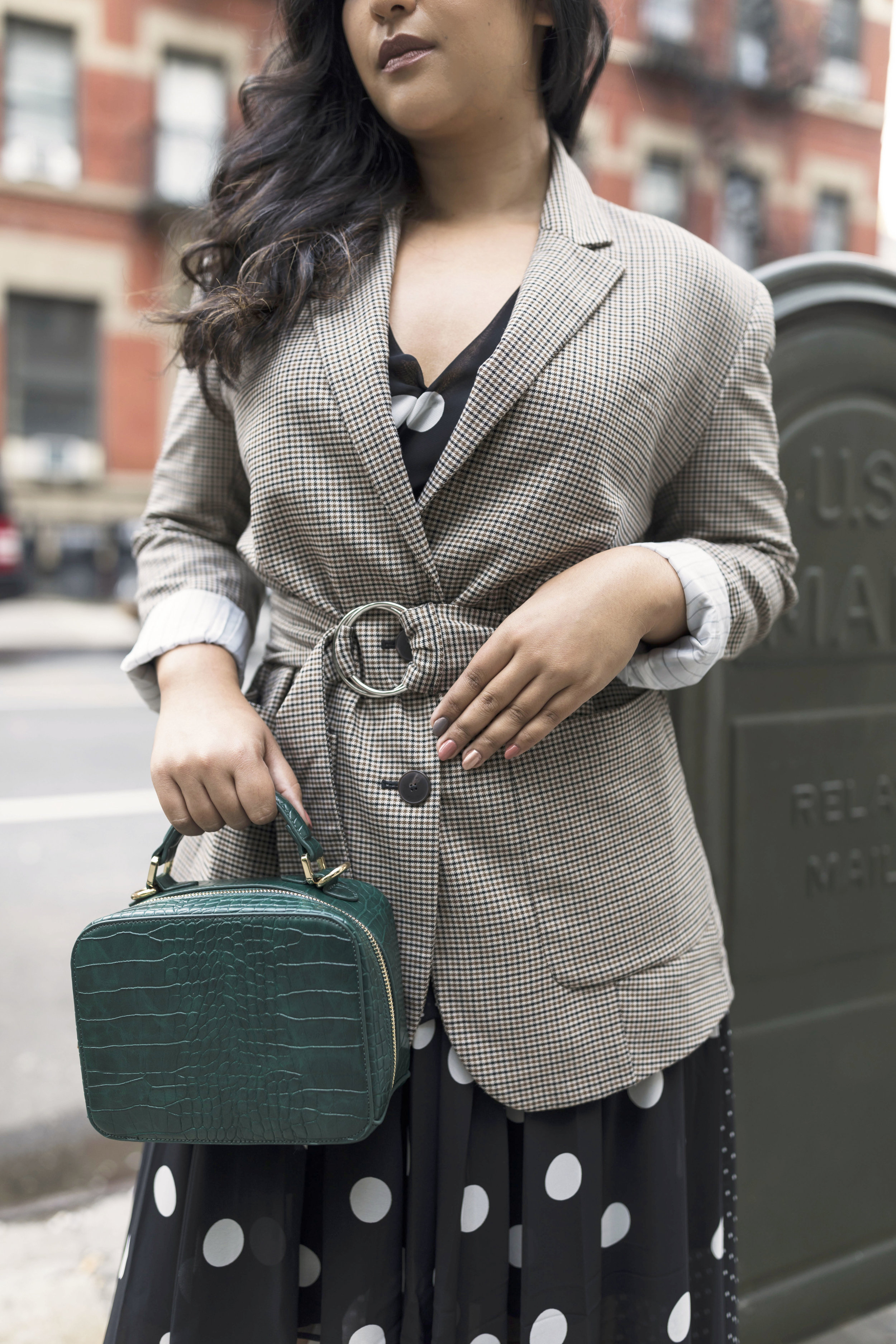 Krity S x Fall Trends x Plaid and Polka Dots5.jpg