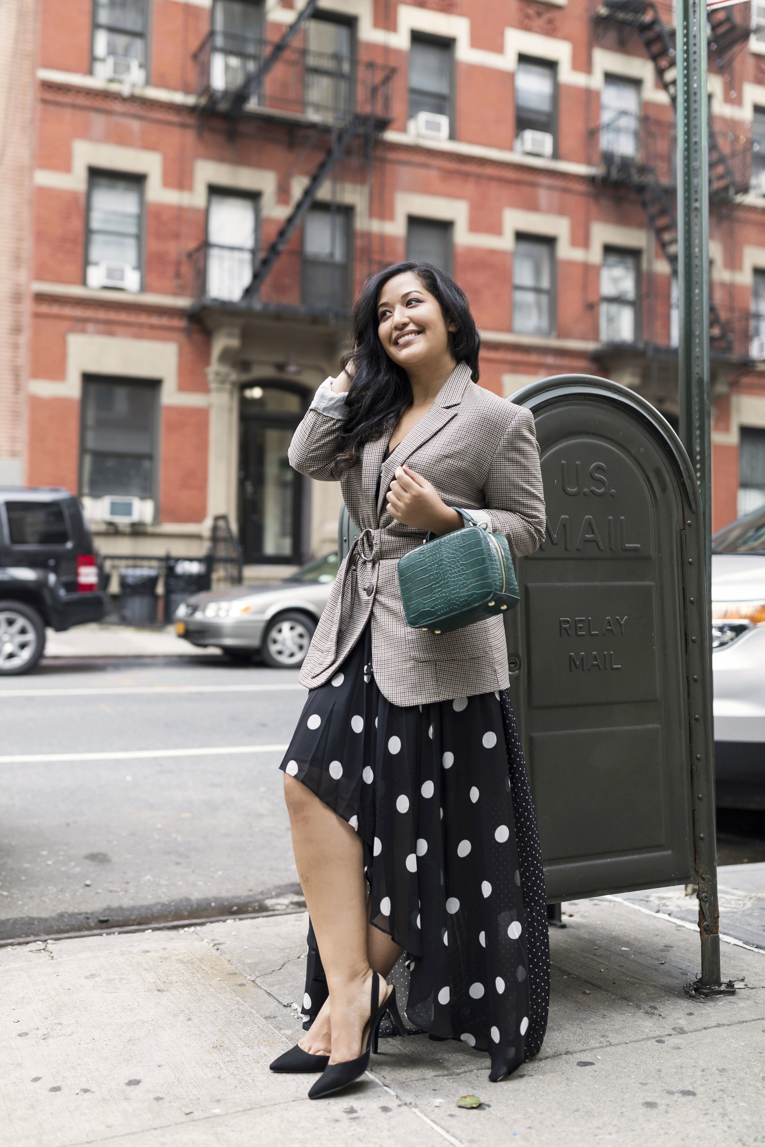 Krity S x Fall Trends x Plaid and Polka Dots4.jpg