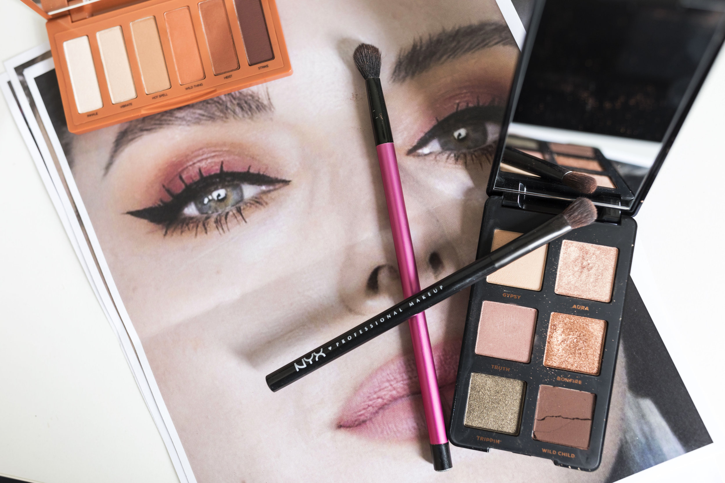 Krity S Fall Beauty How to Recreate