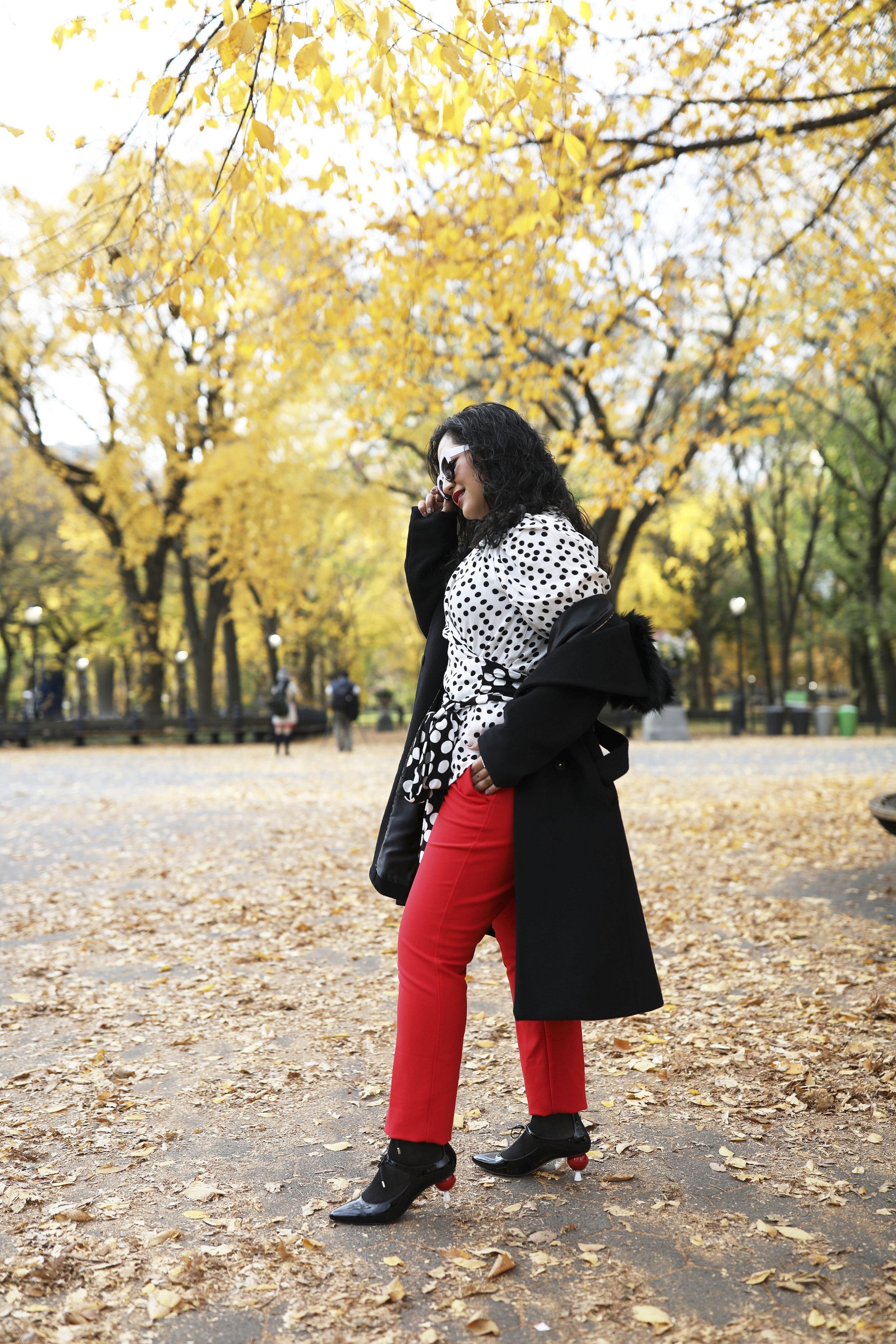 Krity S x Fall Work Outfit x Polka Dot4.jpg