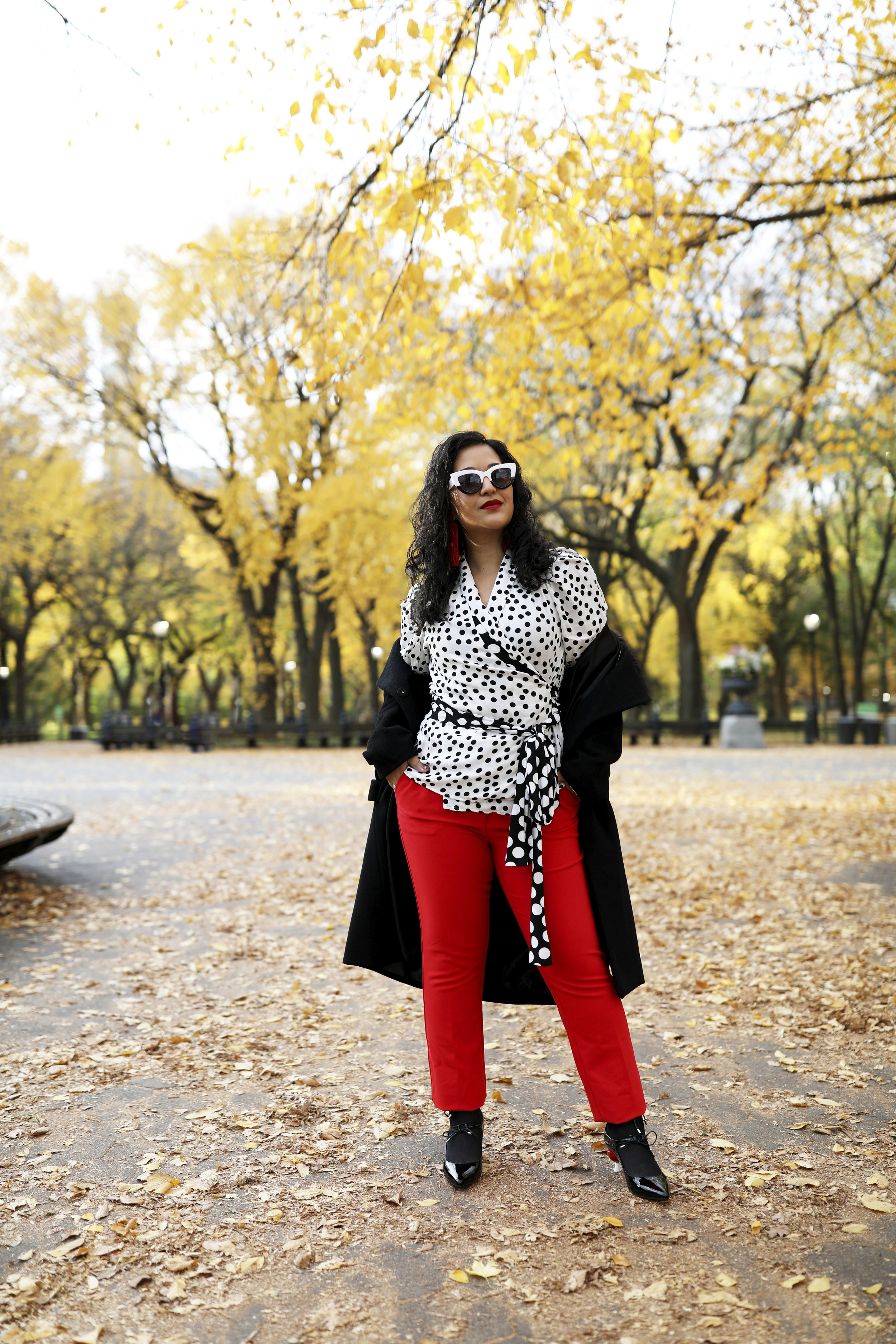 Krity S x Fall Work Outfit x Polka Dot2.jpg