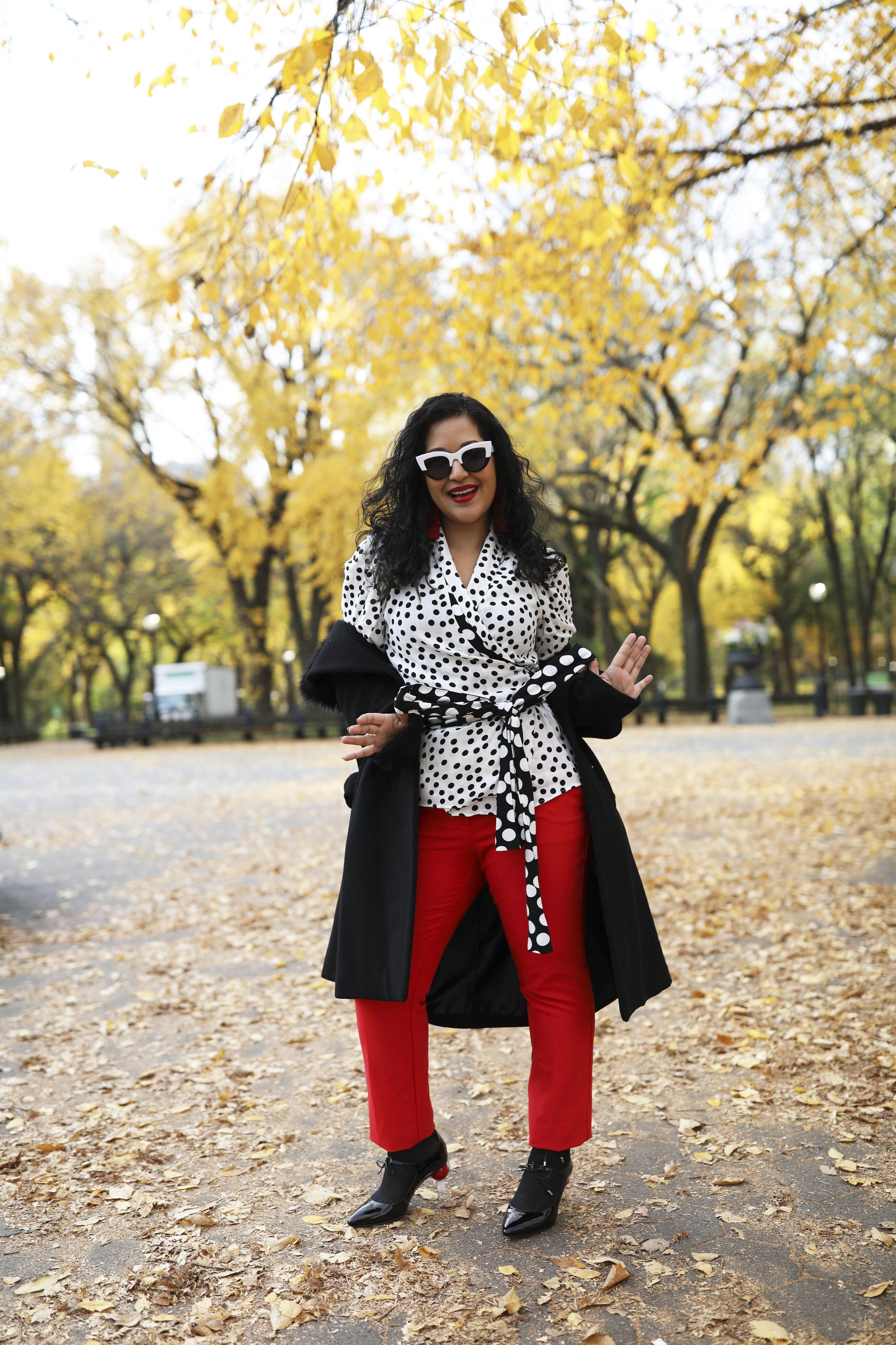 Krity S x Fall Work Outfit x Polka Dot6.jpg