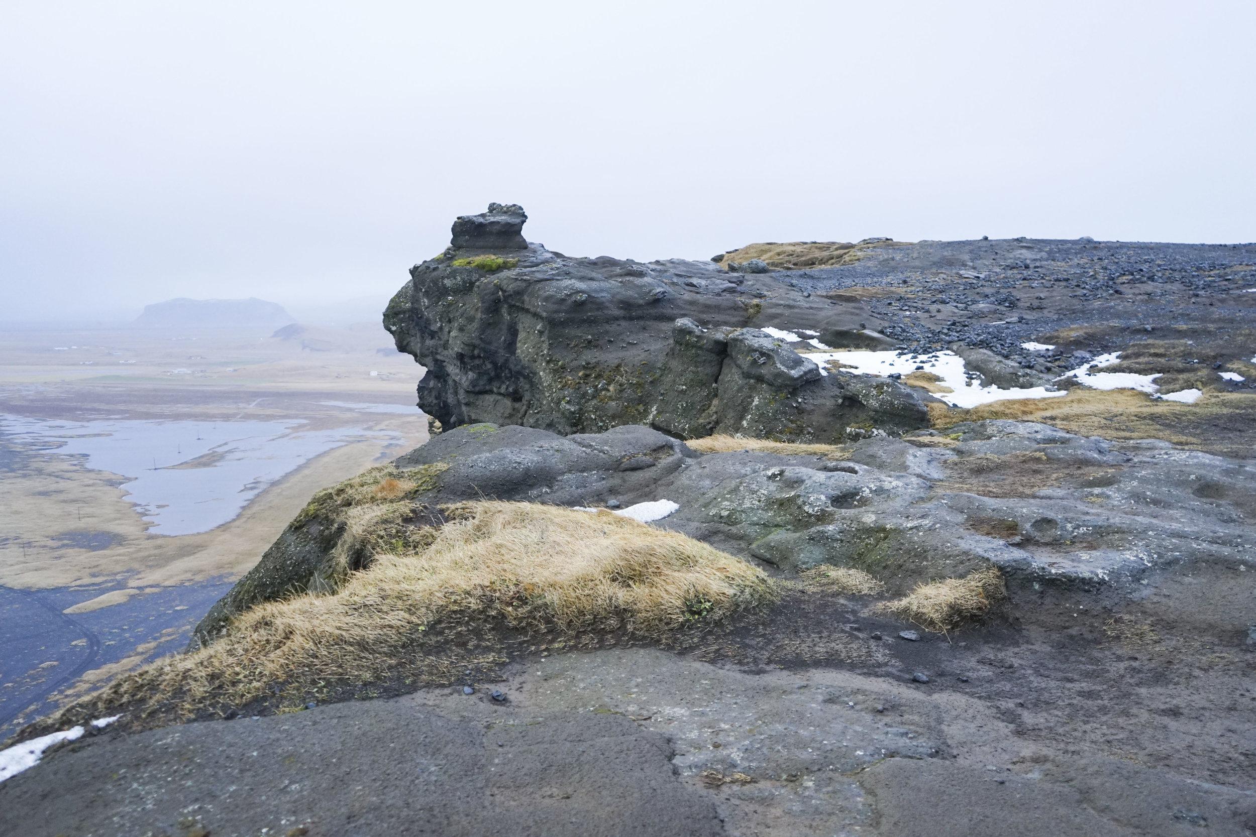 Dyrhólaey Iceland View
