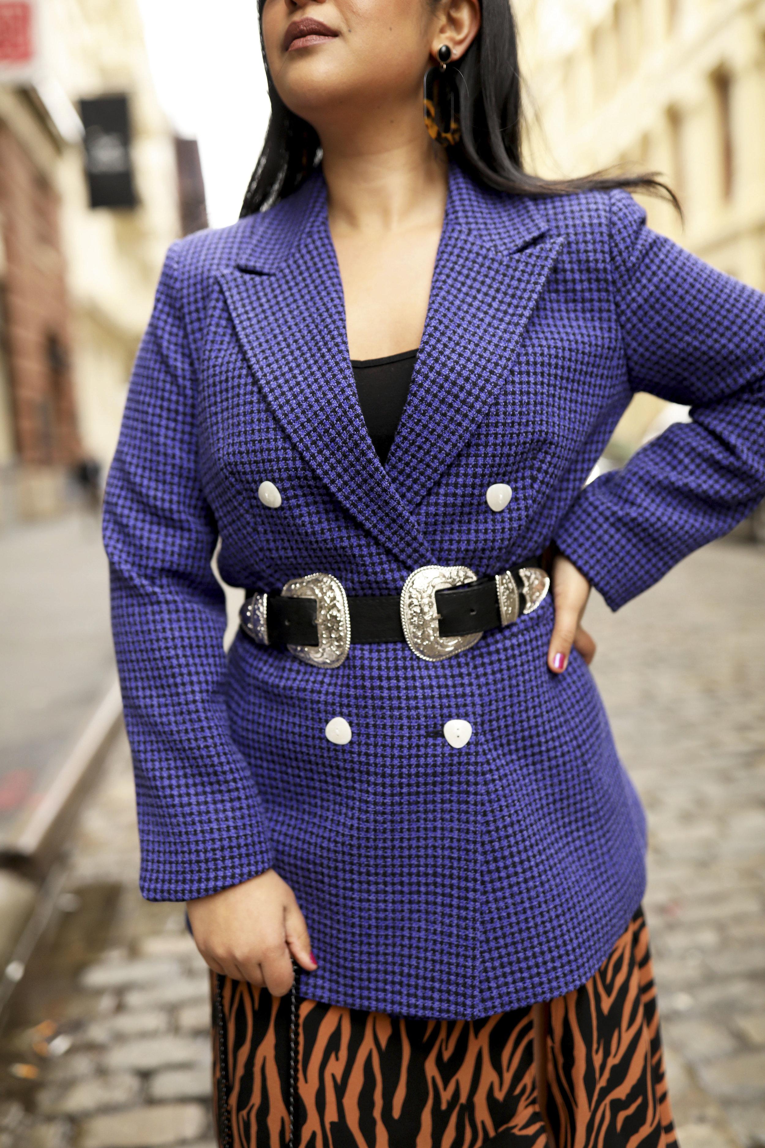 Purple Blazer Outfit Zebra Print Spring Trends_7.jpg