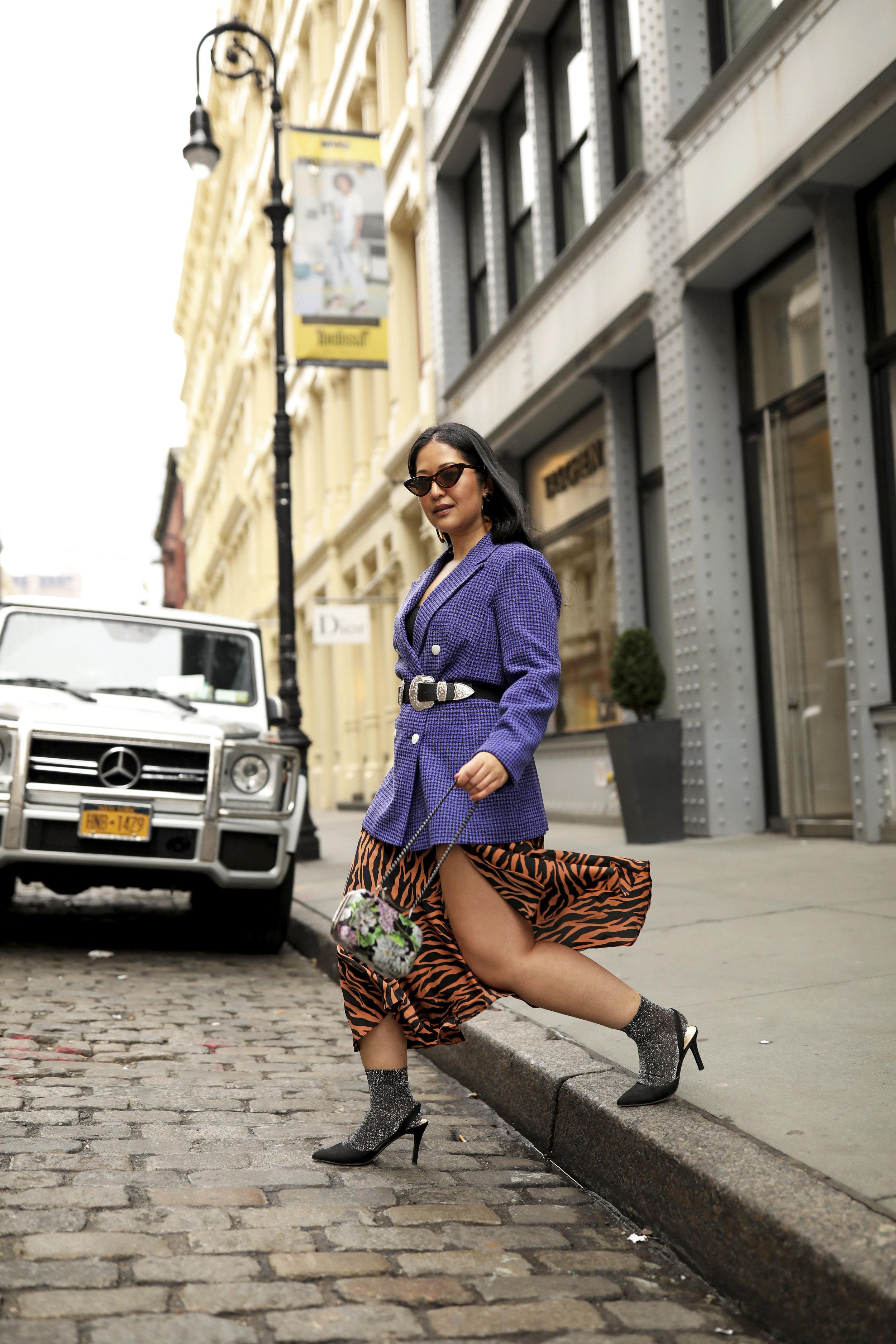 Purple Blazer Outfit Zebra Print Spring Trends_5.jpg