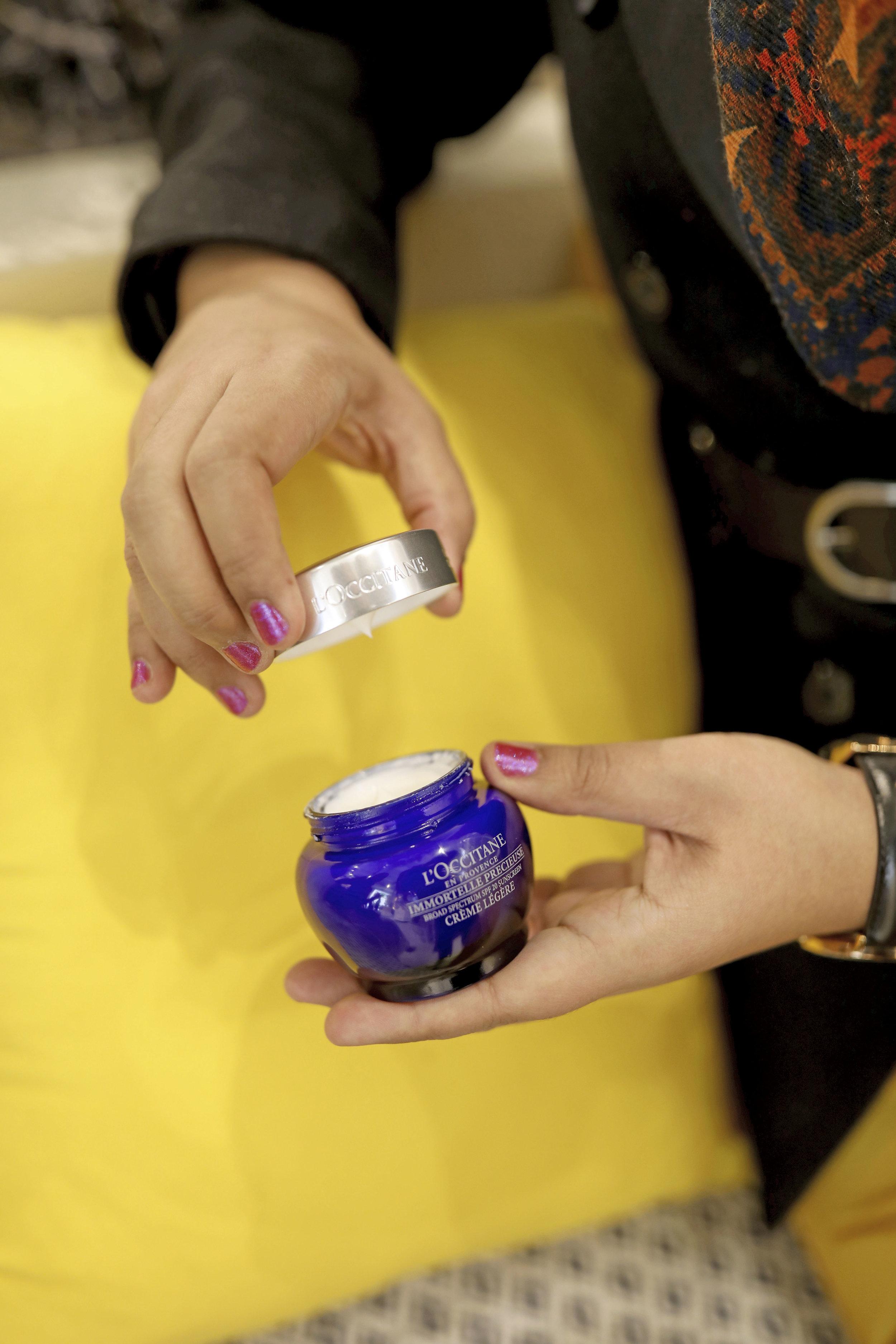 Summer Skincare Loccitane SPF Face Cream_3.jpg