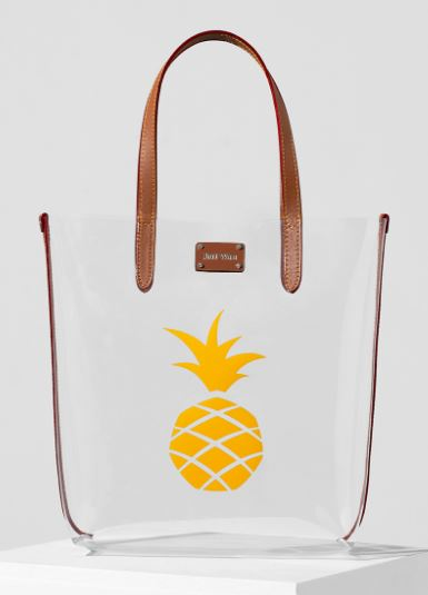 Pineapple Bag - Use code 'KRITY15' for 15% off this Jeff Wan Bag!