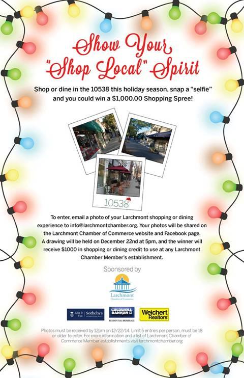 Shop Local Shopping Spree