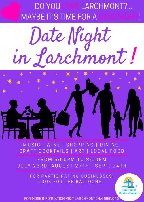 Date night larchmont