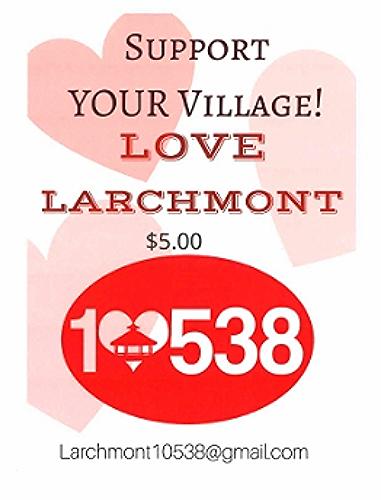 Love Larchmont Magnets
