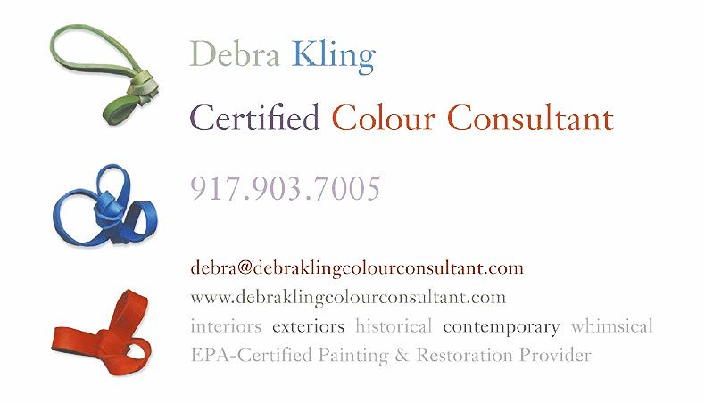 debra kling colour consultant