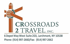 crossroads to travel