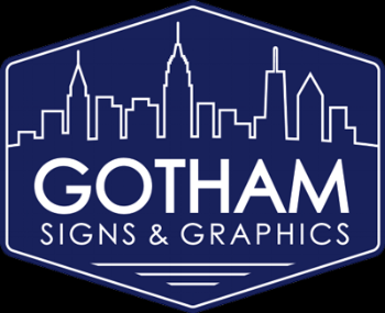 gotham signs and graphics