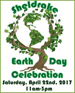 Sheldrake's Earth Day Celebration