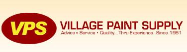 village paint supply