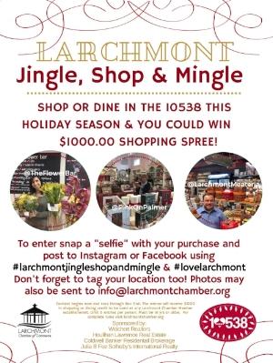 Larchmont jingle shop mingle