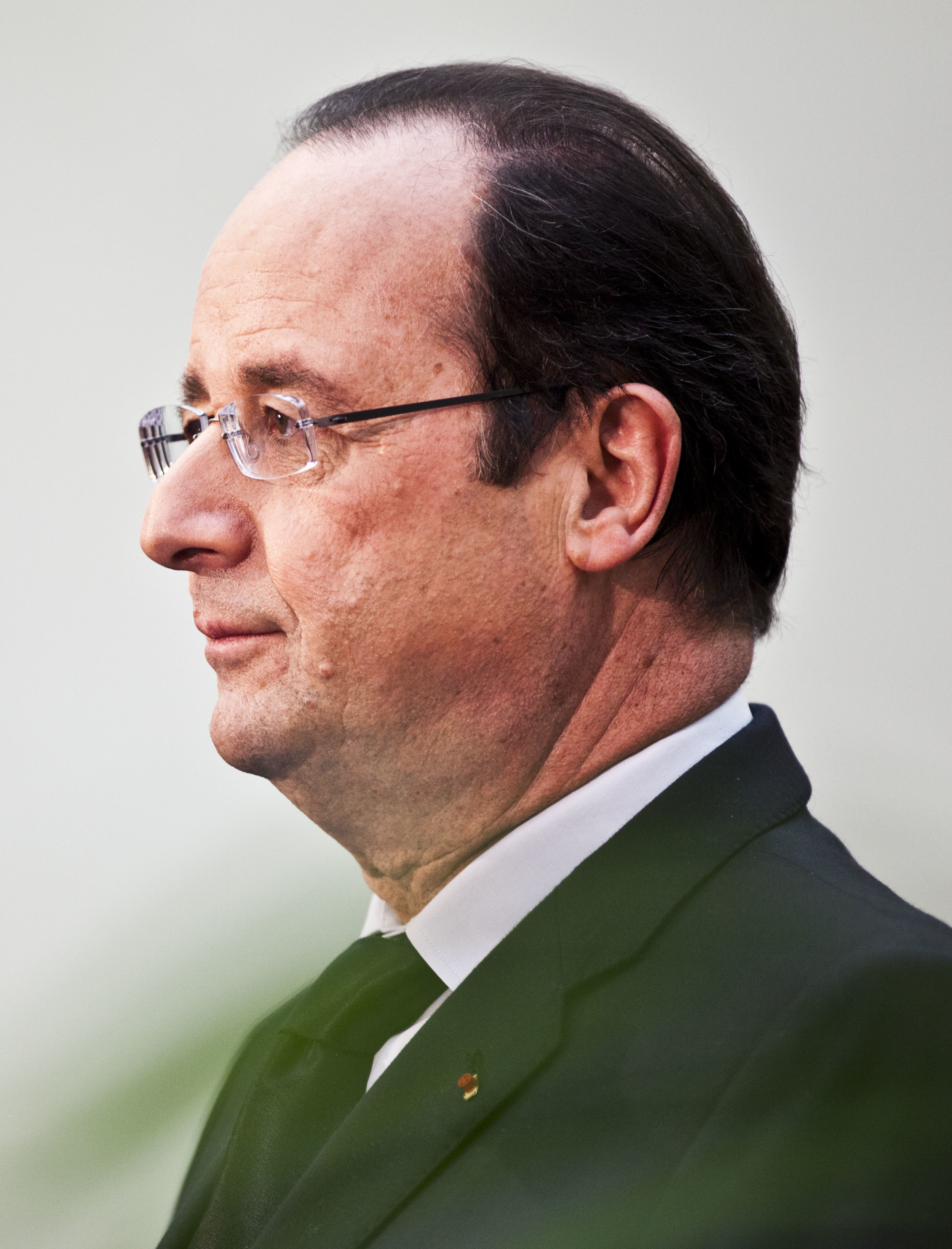 French President François Hollande for Getty Images