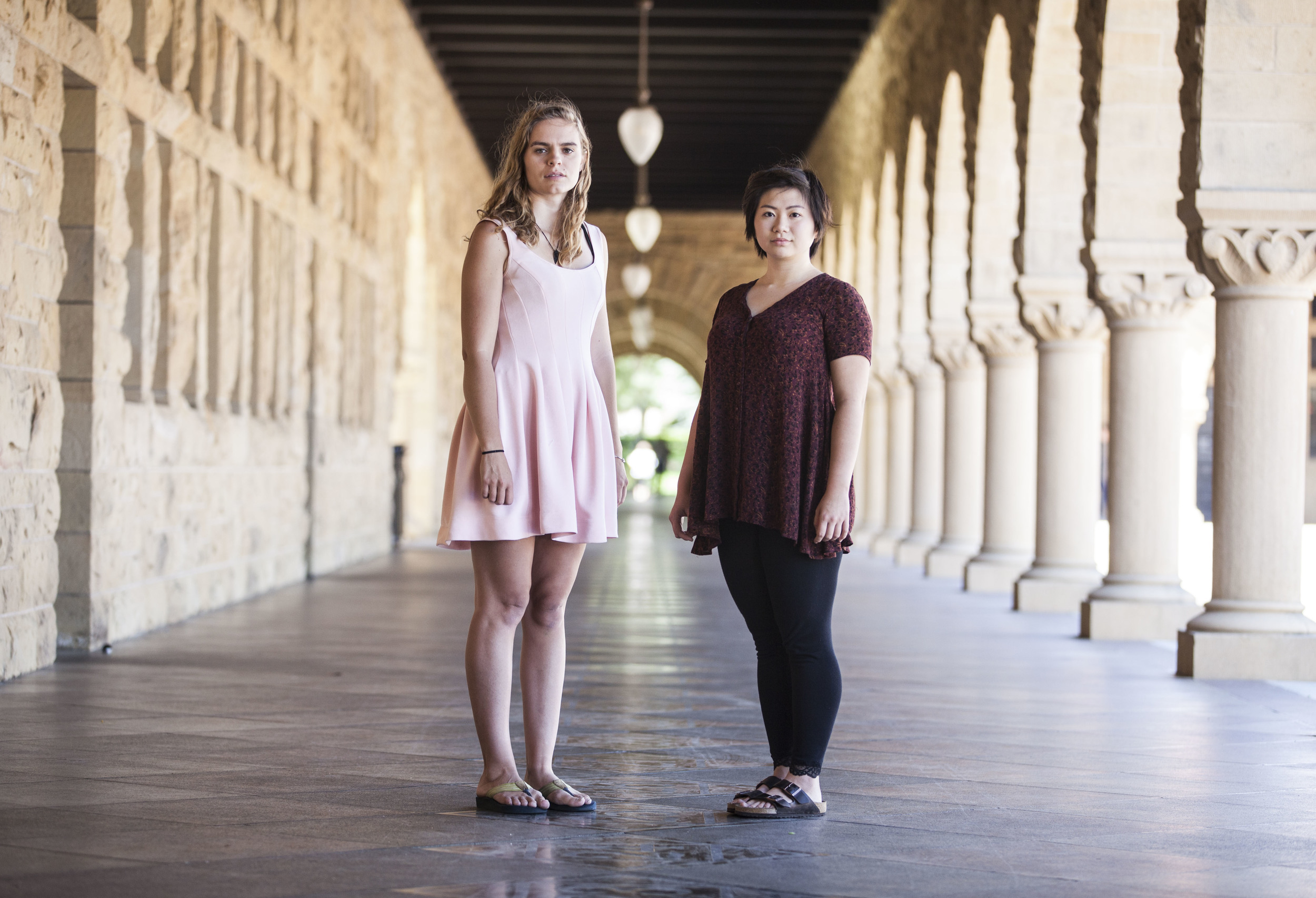 Anti-Rape Organizers at Stanford University for The Guardian