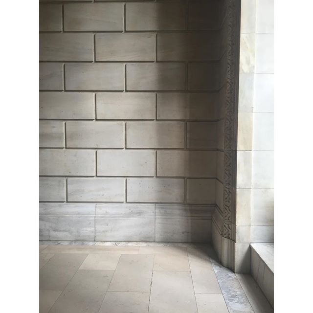 Marble and light pt. 3 #materialmonday #newyork #design #inspiration