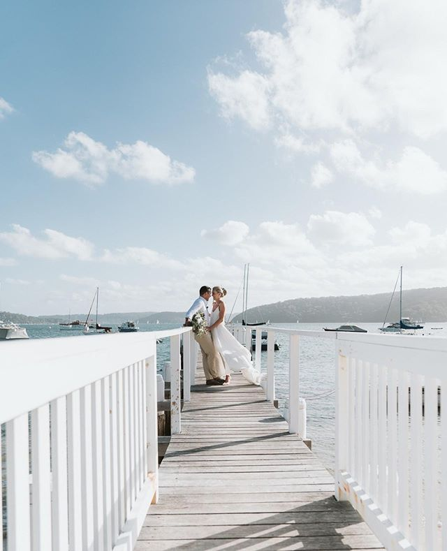 Kat + Nick sharing a moment  Photo @rippleweddings #theboathousegroup #mobydickswhalebeach #weddingphotos #weddings #palmbeach