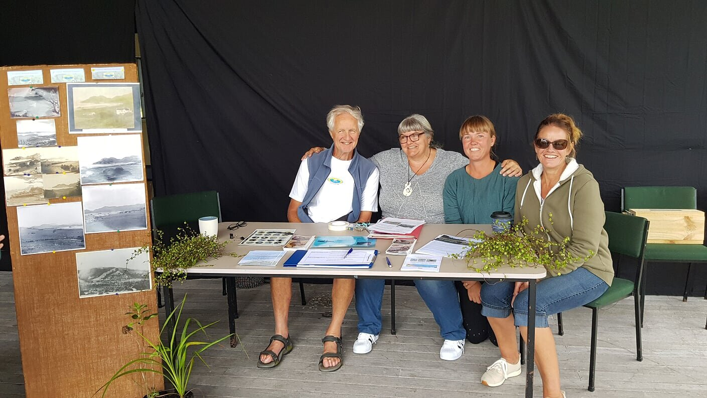 OME group at Easter Market 2019.jpg
