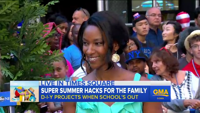 Good Morning America DIY Summer Hacks