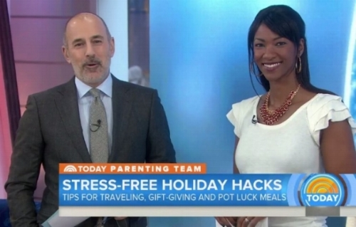 The Today Show Stress-Free Holiday
