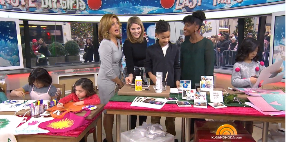 TODAY Show Easy DIY Gifts Kids Can Make