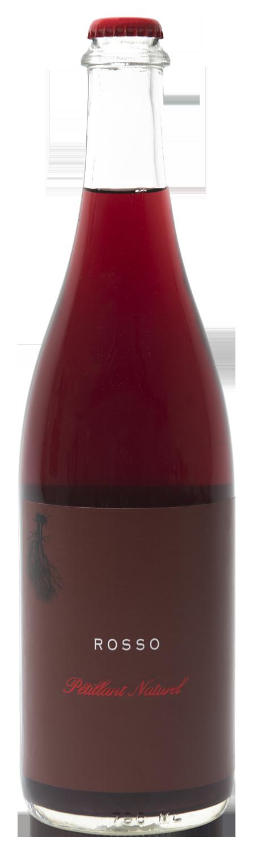 Bottle of Rosso Petillant Naturel
