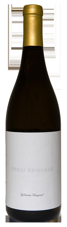 Bottle of Tocai Friulano - Sylvanus Vineyard
