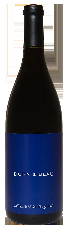 Bottle of 2014 Dorn & Blau – Mudd West Vineyard