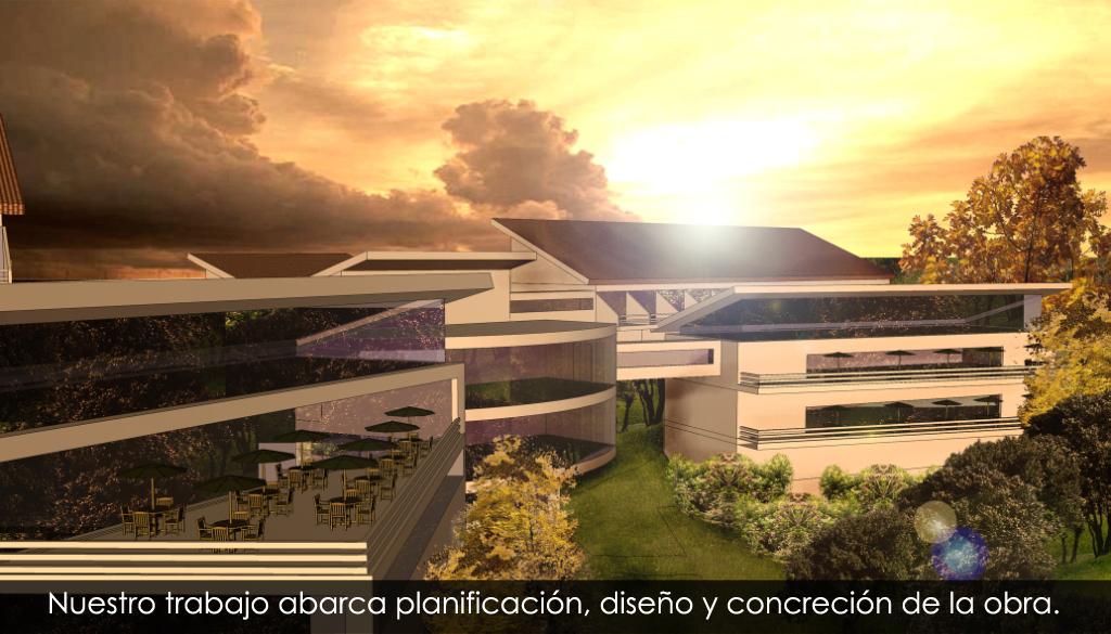 Eco-Hotel. Atenas, Costa Rica. 2011