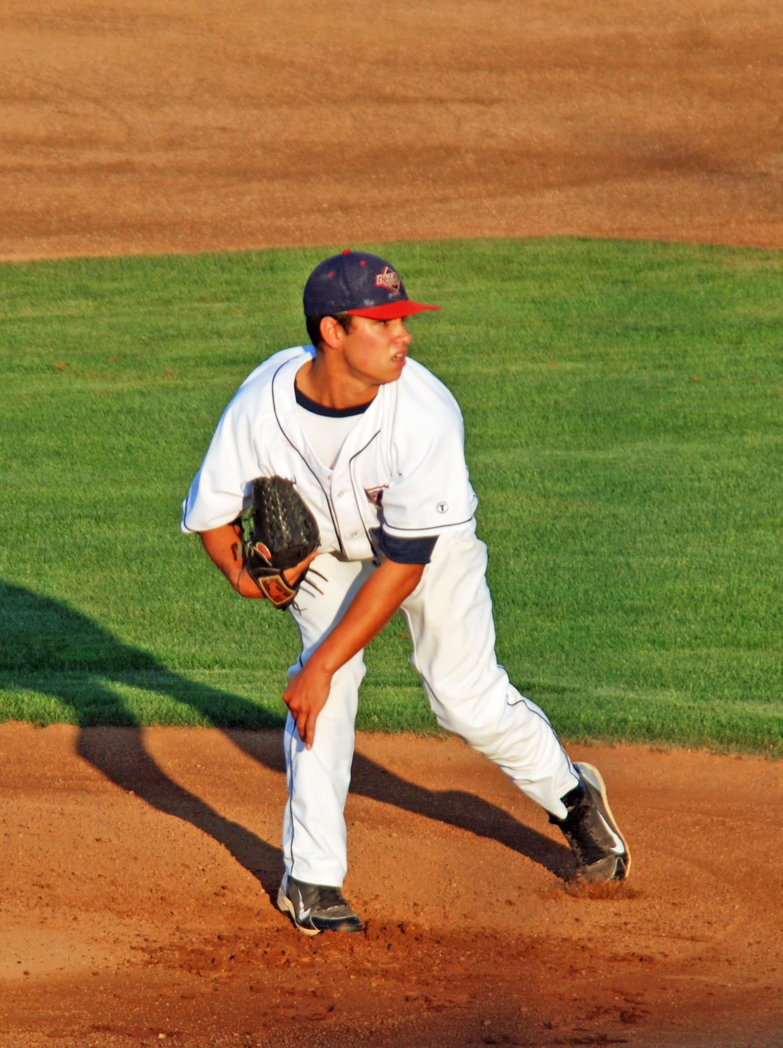 Marco Gonzales was Wednesday's starter for the St. Louis Cardinals. He was the 19th pick in the 2013 MLB Draft (highest of any AppleSox player) and was the 2010 WCL strikeout leader.