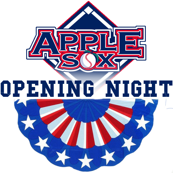 The AppleSox open their 17th season with an exciting home series against the Yakima Valley Pippins. First pitches Friday-Sunday are schedule for 7:05p.m., 7:05p.m., and 6:05p.m., respectively.