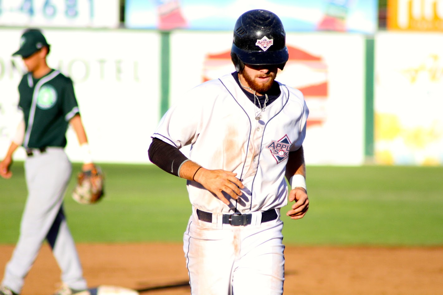 The Wenatchee AppleSox fought hard, scoring five two-out runs after trailing 5-0 to the Yakima Valley after two innings at Paul Thomas Sr. Stadium. Yakima Valley got the better of Wenatchee in the tenth, winning 6-5 in extra frames.