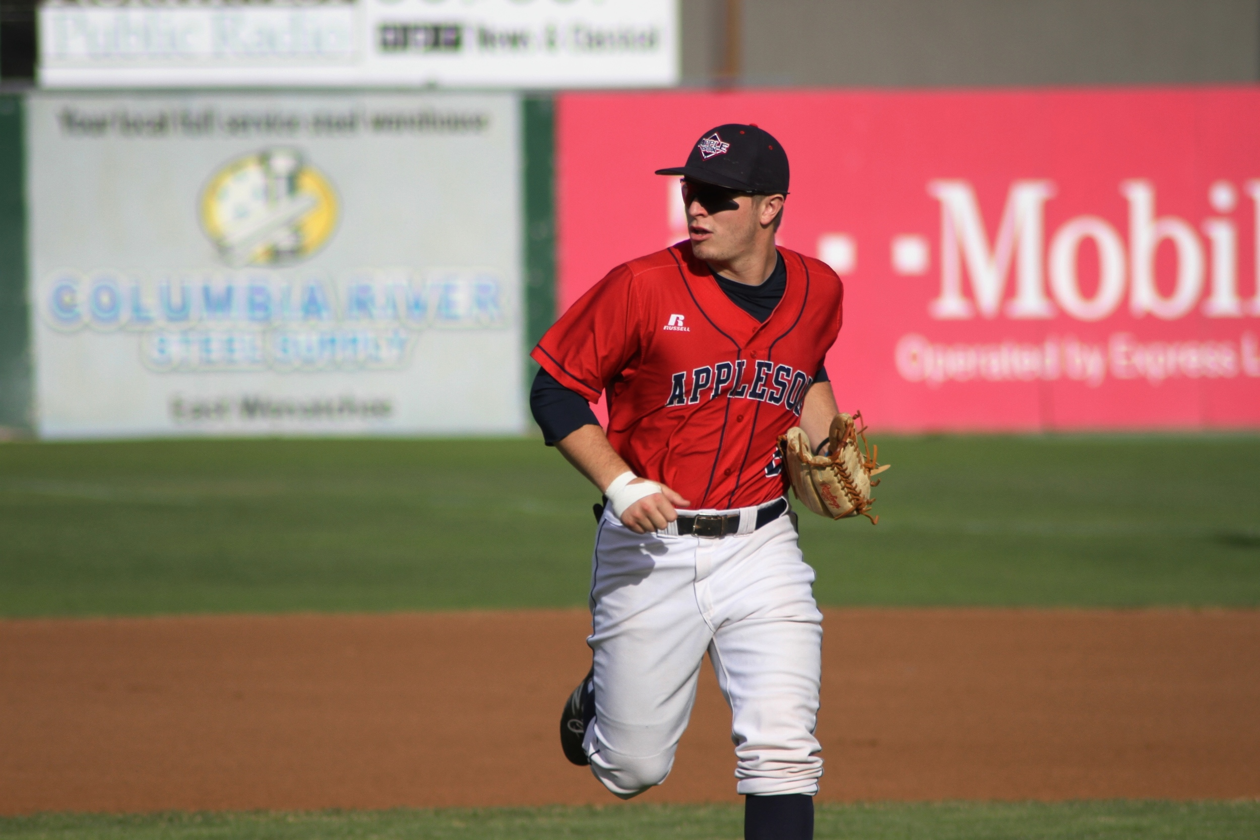 The AppleSox stay at home as part of a nine-game homestand, taking on the Walla Walla Sweets, starting at 7:05 p.m.