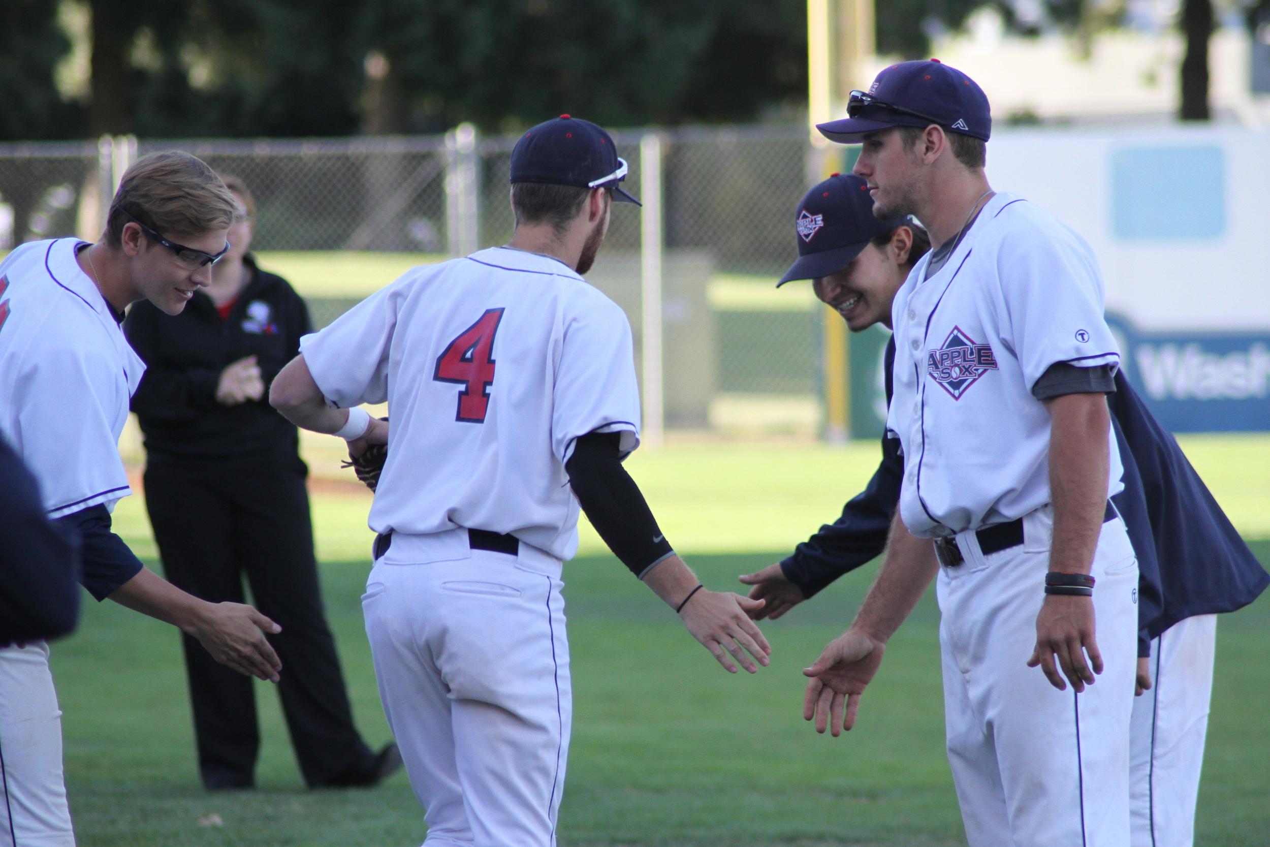 The Wenatchee AppleSox play three non-WCL games this weekend, starting Friday night at 7:05 p.m. vs. the San Francisco Seals.