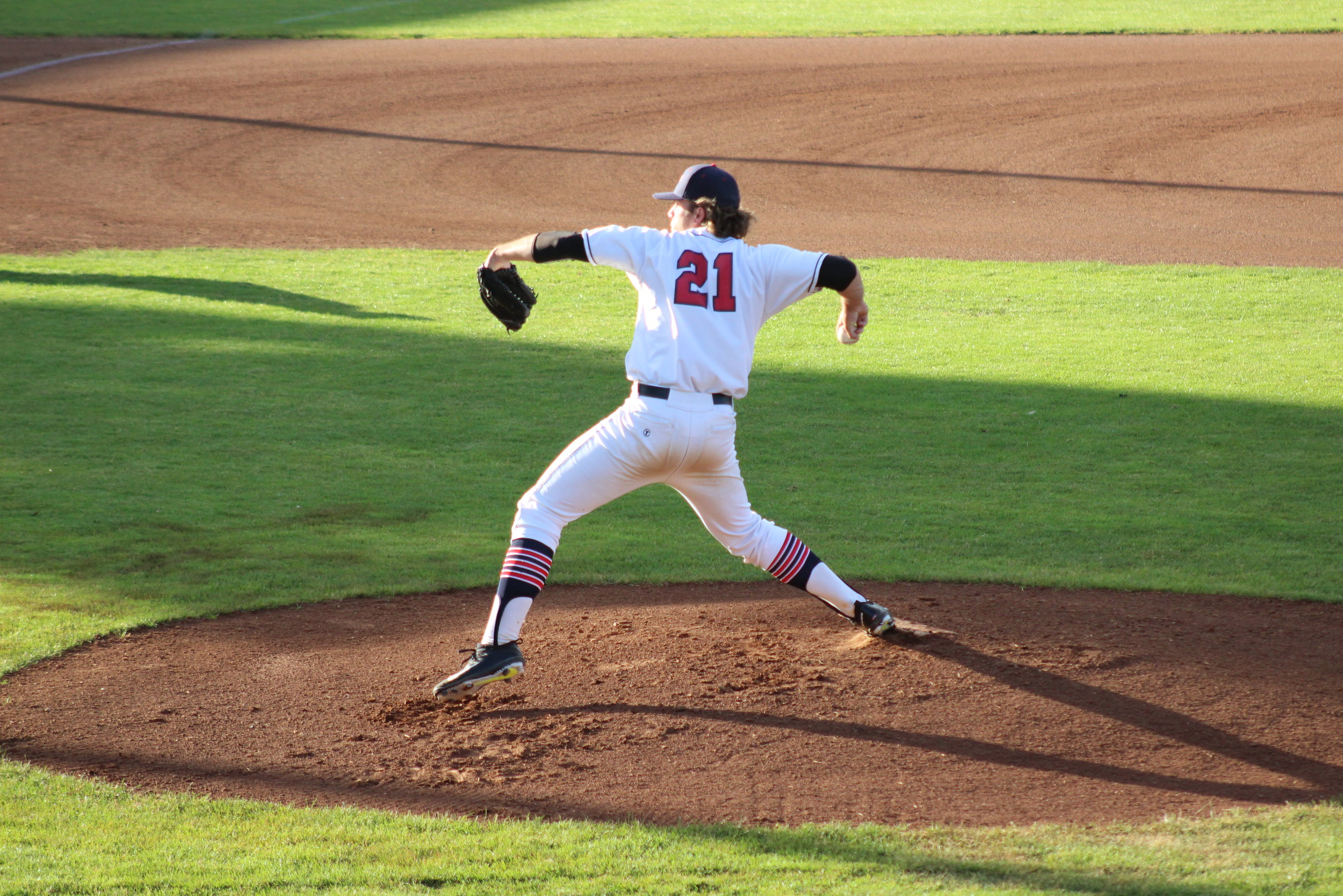 Current WCL Baseball wins leader, Collin Maier (5-1) will get the start for the Wenatchee AppleSox, Sunday, July 9 against the Kelowna Falcons.