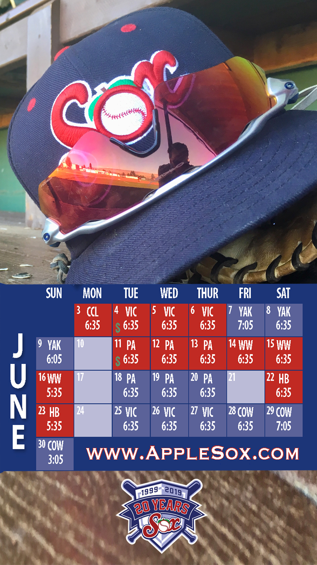 June #2 AppleSox Wallpaper (iPhone 6, 7, 8 (plus)).jpg