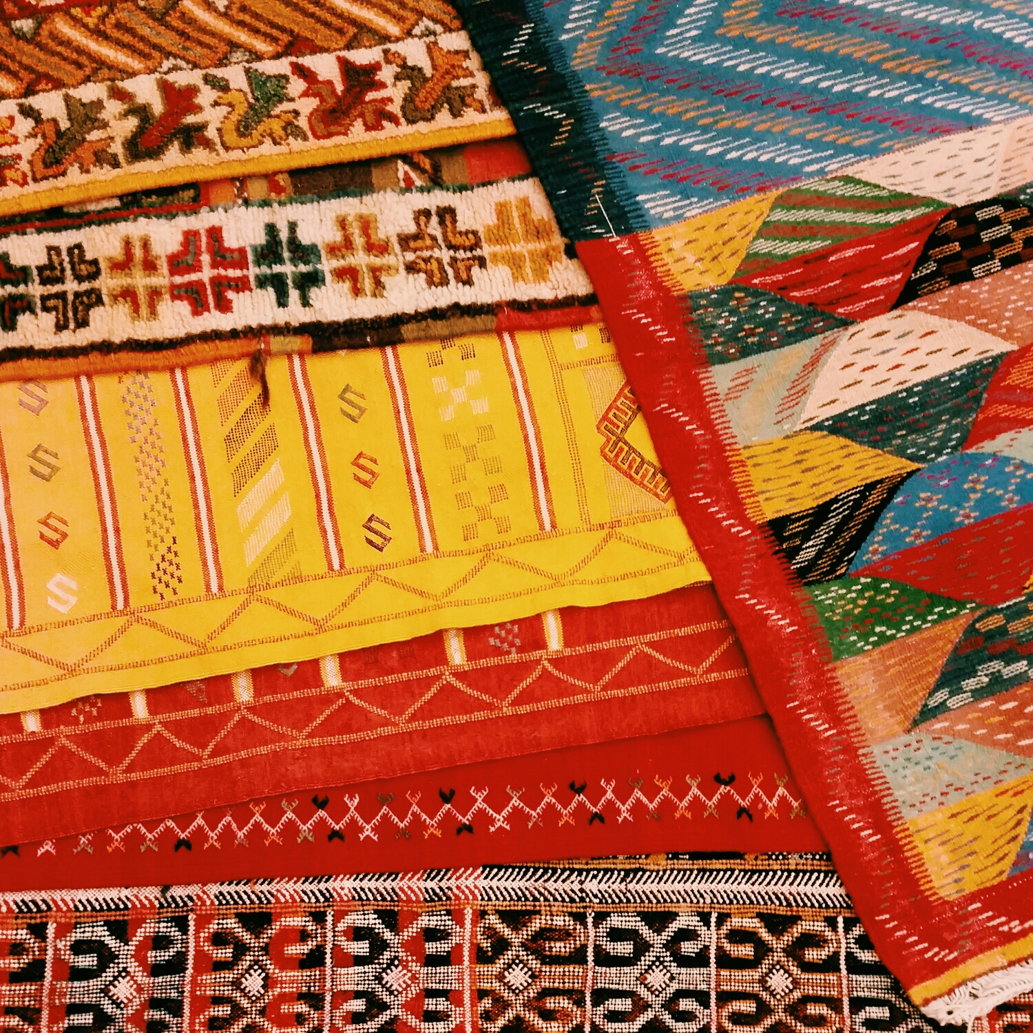 rugs and rugs and rugs