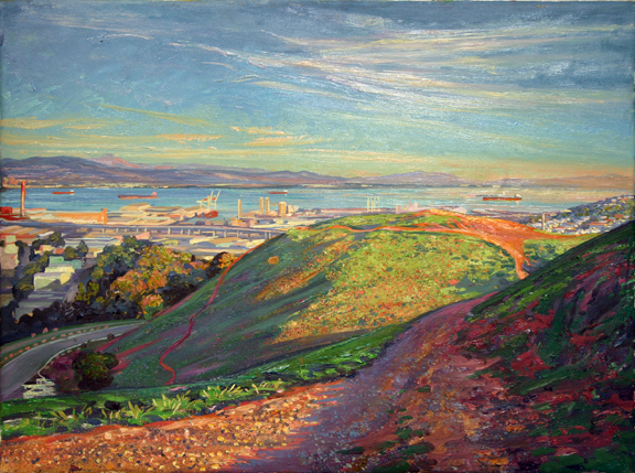 On Bernal Hill # 1