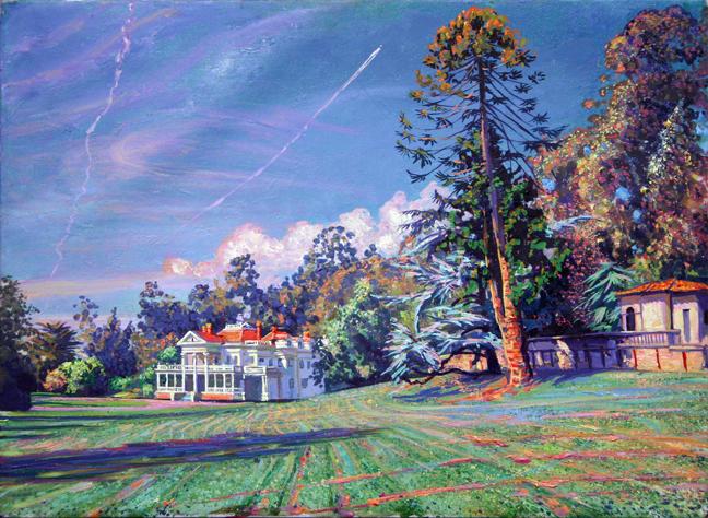 The Dunsmuir Hellman House # 2, Oakland